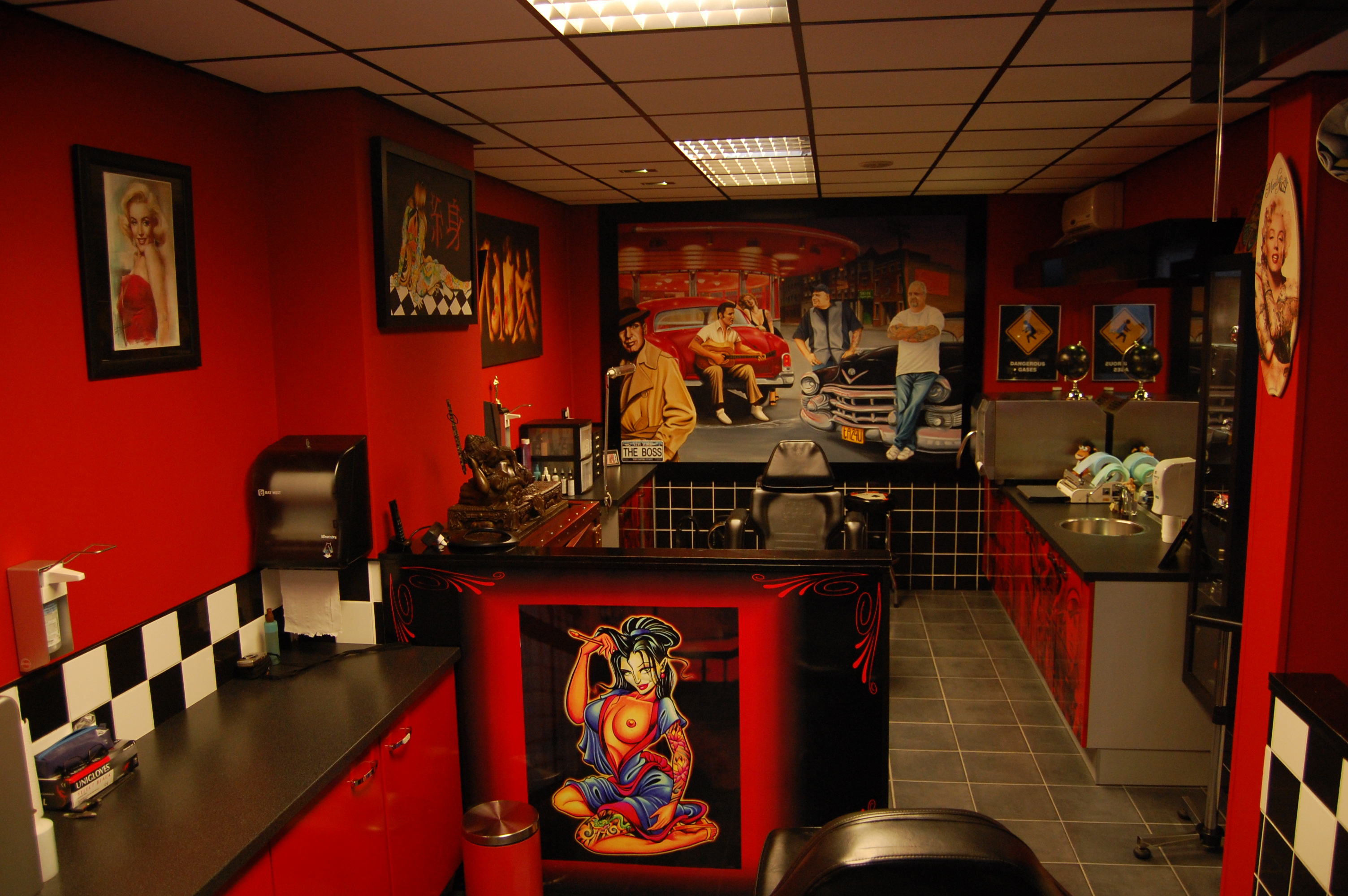 Tattoo Ron Venlo